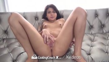 Realtor Penelope Gets Big Dick In Mouth And Pussy